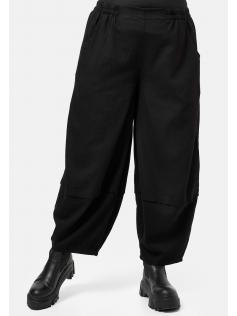 Pantalon extra large noir